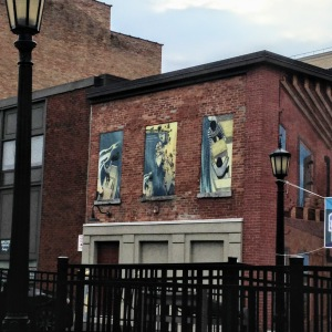 walls of erie museum